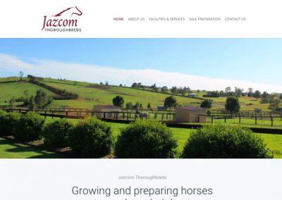 JazcomThoroughbreds.com.au