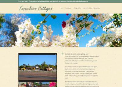 FossickersCottages.com