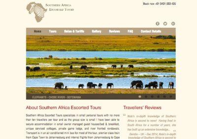 SouthernAfricaEscortedTours.com